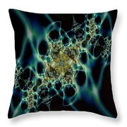 Ethereal Throw Pillow by Julie  Grace