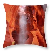 Ethereal Throw Pillow by Winston Rockwell