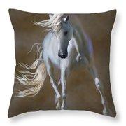 Fabuloso Throw Pillow by Barbara Hymer