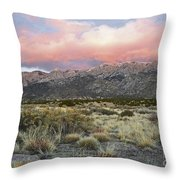 Fairytale Clouds Throw Pillow by Andrea Hazel Ihlefeld