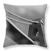 Global Warming Throw Pillow by Brian Roscorla