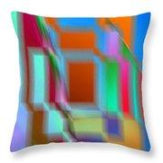 Good Vibrations Throw Pillow by Tim Allen