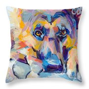 Hagen Throw Pillow by Kimberly Santini