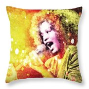 I Will Always Love You Throw Pillow by Mo T
