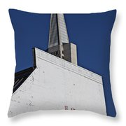 If At First Throw Pillow by Garry Gay