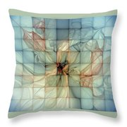 In Dreams Throw Pillow by Amanda Moore