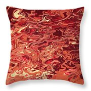 Indulgence Throw Pillow by Ralph White