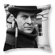 Jeremy Brett (1935-1995) Throw Pillow by Granger