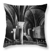 Jerusalem: Last Supper Throw Pillow by Granger