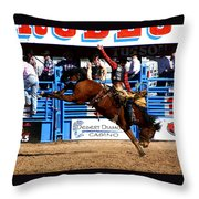 Just Two More Seconds To Go Throw Pillow by Joe Kozlowski