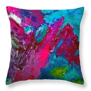 Liberty Throw Pillow by Michael Durst