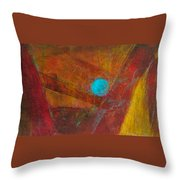 Life Force Throw Pillow by Mary Sullivan