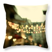 Looking For Love Throw Pillow by Irene Suchocki