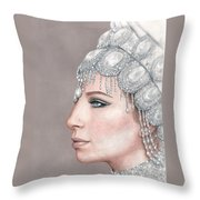 Love With All The Trimmings Throw Pillow by Bruce Lennon