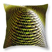 Luminous Energy 11 Throw Pillow by Will Borden