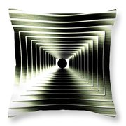 Luminous Energy 15 Throw Pillow by Will Borden