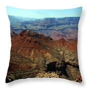 Majestic View Throw Pillow by Susanne Van Hulst