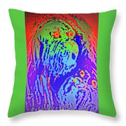 maybe you and I Throw Pillow by Hilde Widerberg