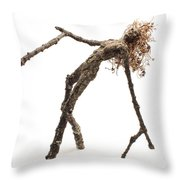 Memory Throw Pillow by Adam Long
