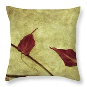 minimal art Throw Pillow by Aimelle