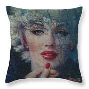 Mm 132 A Throw Pillow by Theo Danella