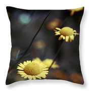 Momentum Throw Pillow by Aimelle
