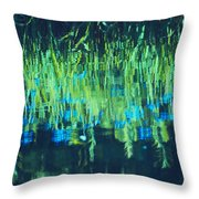 Monetta Throw Pillow by Aimelle