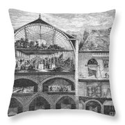 Mo�t Et Chandon, 1862 Throw Pillow by Granger