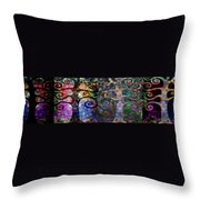 Nature Calls Throw Pillow by Angelina Vick