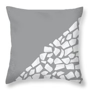 No091 My The Hill Minimal Movie Poster Throw Pillow by Chungkong Art