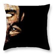 Offspring Throw Pillow by Robert  Adelman