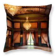 Other - The Ballroom Throw Pillow by Mike Savad