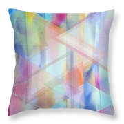Pastoral Moment Throw Pillow by John Robert Beck