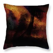Pathways To Prosperity The Power Of Belief Throw Pillow by James Barnes