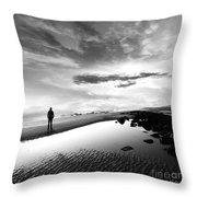 Per Sempre Throw Pillow by Jacky Gerritsen