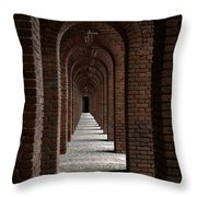Perspectives Throw Pillow by Susanne Van Hulst