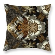 Pipe Dreams Throw Pillow by Wendy J St Christopher