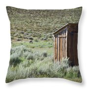 Pit Stop Throw Pillow by Kelley King