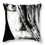 Purpose Throw Pillow by Richard Young