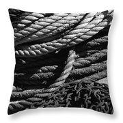 Ready To Go Throw Pillow by Susanne Van Hulst