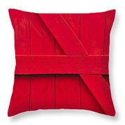 Redwood Throw Pillow by Tony Beck