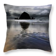Reflected Glory Throw Pillow by David Patterson