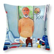 Reflections Throw Pillow by Gary Coleman