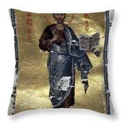 Saint Mark Throw Pillow by Granger