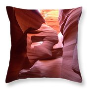 Sandstone Art Throw Pillow by Paul Cannon