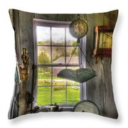 Scales - Scales Throw Pillow by Mike Savad