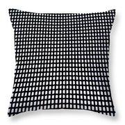 Screen I Throw Pillow by Anna Villarreal Garbis