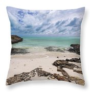 Secret Of West Harbour Throw Pillow by Chad Dutson