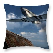 Sightseeing Throw Pillow by Richard Rizzo