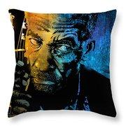 Son Thomas Throw Pillow by Paul Sachtleben